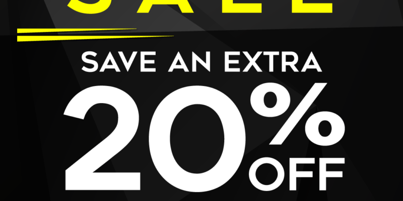 SVP Sports Save An Extra 20% Off Brand Names Until January 31